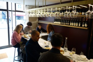 Ellsworth restaurant in Paris | parisbymouth.com